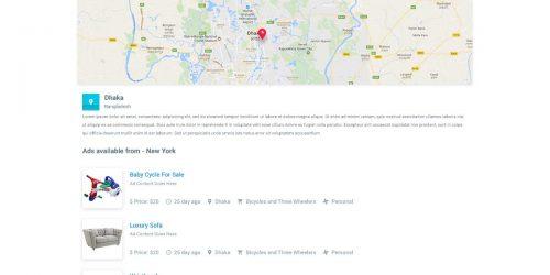 Classified Plugin WordPress