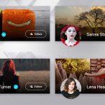 User Profile – User directory