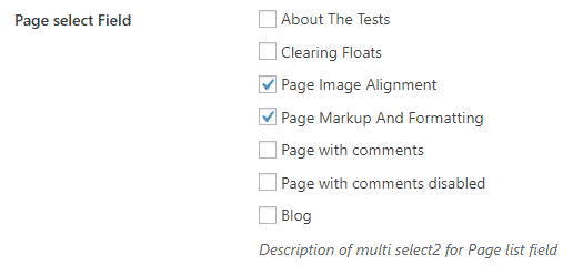 Page Select – PickPlugins